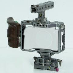 Cage Tilta P/ Sony A7s Ii Kit Completo